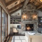 53 Best Rustic Mountain Home Plans Awesome Delightful Rustic Home In Wyoming with A Dramatic Mountain Backdrop