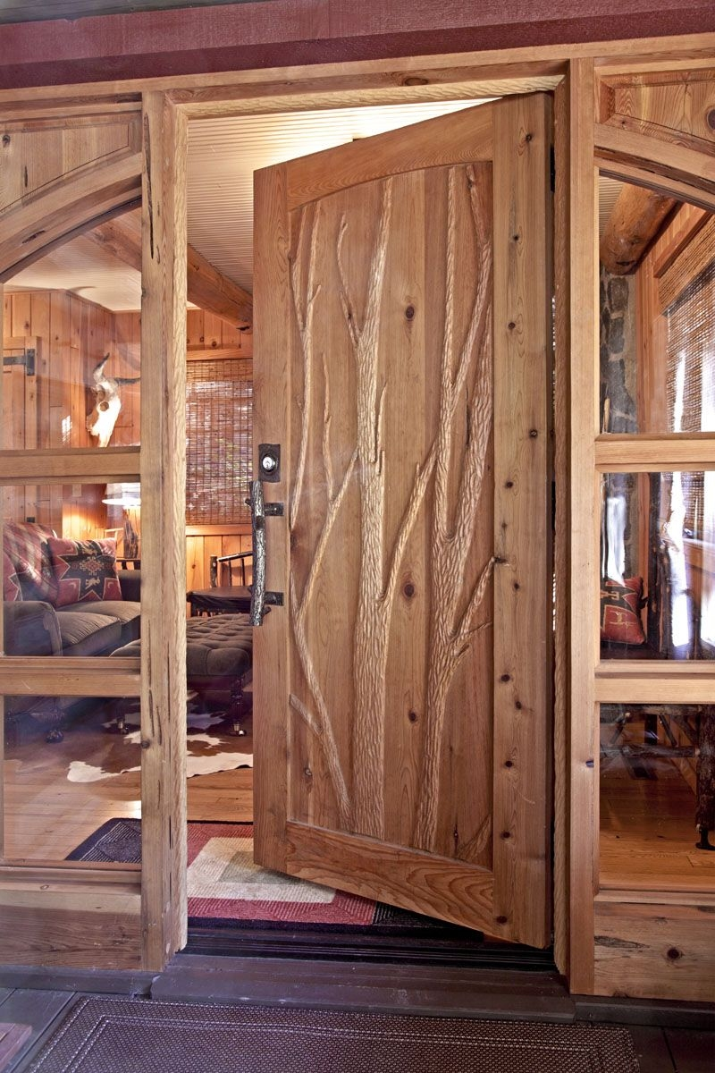 60 Small Mountain Cabin Plans with Loft Best Of An Adirondack Inspired Cabin Remodel