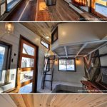 60 Small Mountain Cabin Plans with Loft Inspirational Infinitely Stoked by Rocky Mountain Tiny Houses Tiny Houses