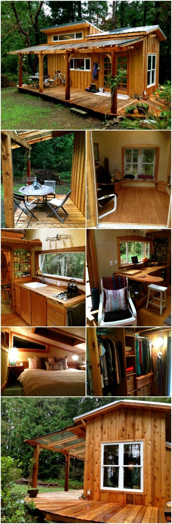 60 Small Mountain Cabin Plans with Loft New Tiny House tour Perfectly Rustic Tiny Mountain Log Cabin In British