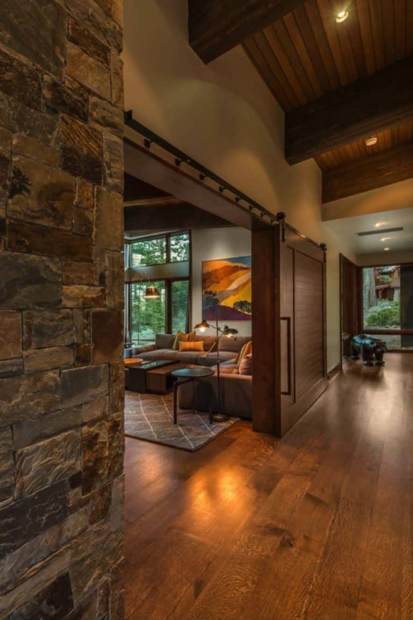 65 Mountain Cabin Plans Hillside Awesome Warm and Inviting Retreat Surrounded by the Sierra Nevada Mountains