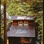 65 Mountain Cabin Plans Hillside Inspirational From Dick Whetstone I Built This Hillside Cabin In 1974 In the