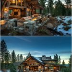 65 Mountain Cabin Plans Hillside Lovely Pin by Hillside Dweller On Home–nmus–rustic Log Homes southwest