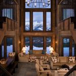 72 Mountain Chalet House Plans Awesome Rustic Mountain Retreat In Big Sky Resembles An Old Lodge
