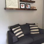 85 Sample Reclaimed Wood Floating Shelves Beautiful Affordable Ideas Floating Shelf for Living Room Part 6