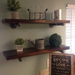 85 Sample Reclaimed Wood Floating Shelves Best Of Floating Wood Shelves with Industrial Pipe Brackets In 2019