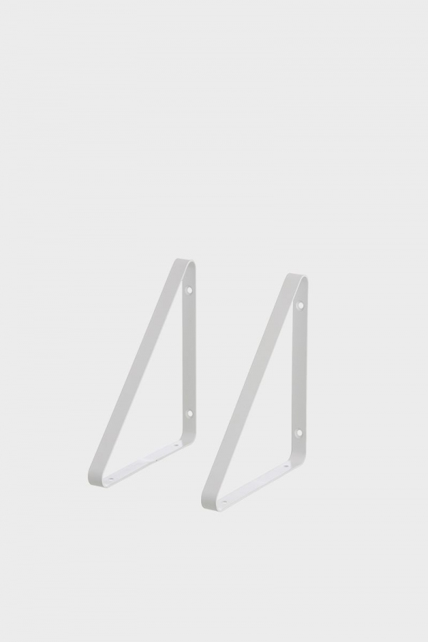 88 Wood Shelves with Metal Brackets Awesome Shelf Hangers White Set Of 2 In 2019 Home Pinterest