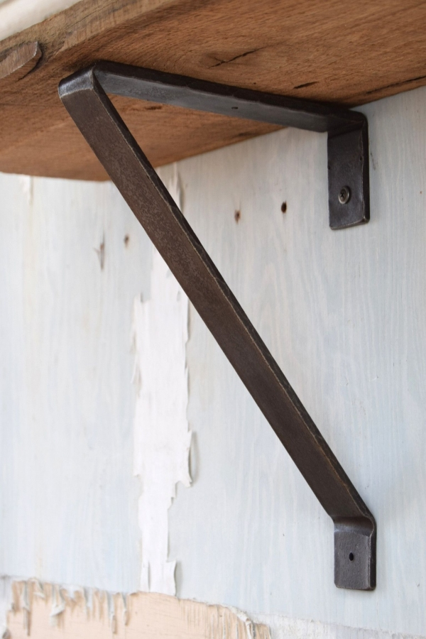 88 Wood Shelves with Metal Brackets Inspirational Aether Cool Things to Make