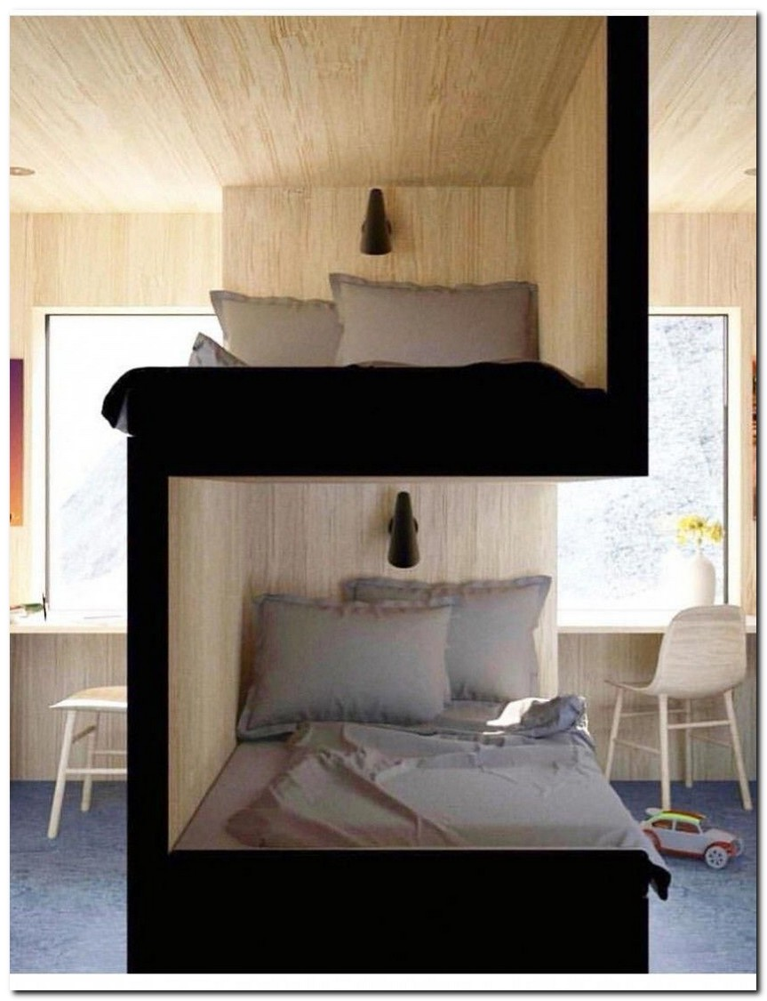 How to choose the most suitable bunk beds for kids 17