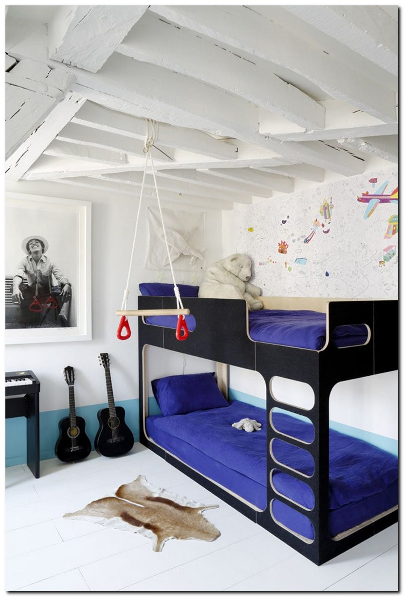 How to choose the most suitable bunk beds for kids 19