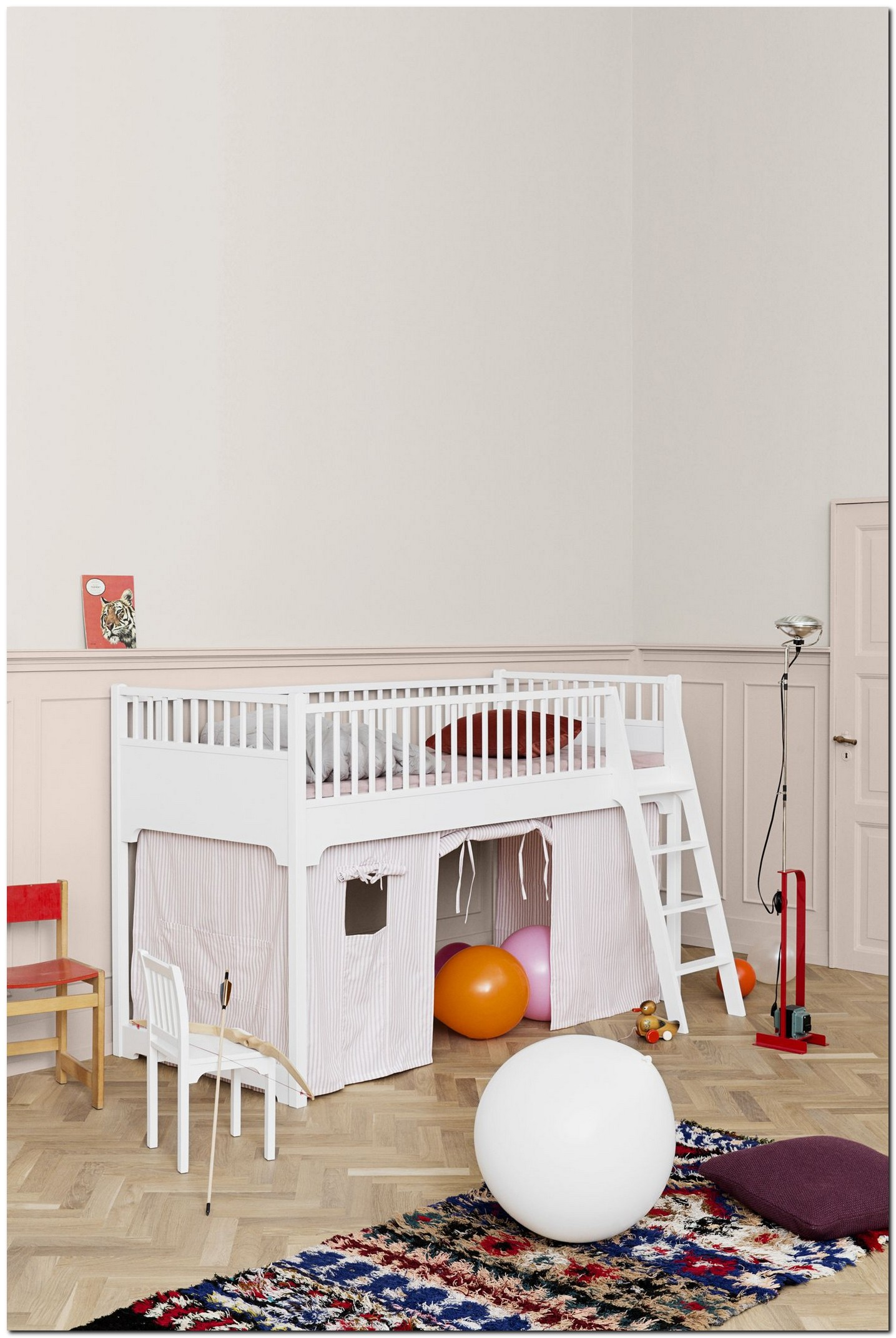 Permit your children to rest comfortably on bunk beds for kids 1