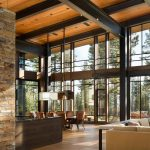Contemporary Mountain Home Floor Plans Elegant Martis Modern Mountain Home by Ward Young Architecture