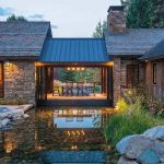 Contemporary Mountain Home Floor Plans Inspirational A Wyoming Mountain Retreat Blends Contemporary Living with Rustic