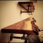 Reclaimed Wood Floating Shelves Best Of Pin by Cindy Seeley On House In 2019