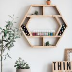 Reclaimed Wood Floating Shelves New Essential Oils House Decor In 2019