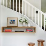 Reclaimed Wood Floating Shelves Unique A Storybook Cottage In Connecticut Decorating Ideas