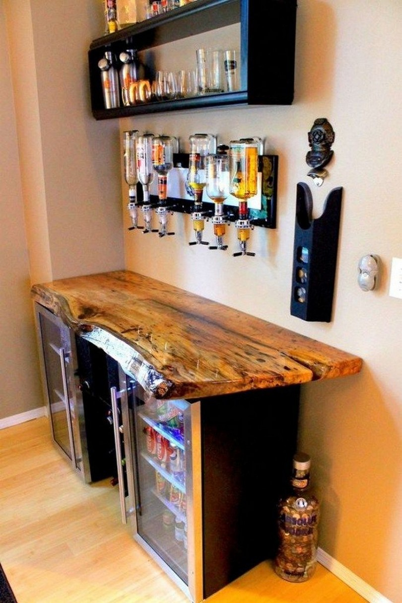 ✔️ 45 wall shelves design ideas how to decorate your home with wall shelves 10