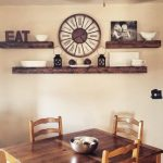 ✔️ 45 wall shelves design ideas how to decorate your home with wall shelves 3