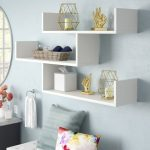 ✔️ 45 wall shelves design ideas how to decorate your home with wall shelves 9