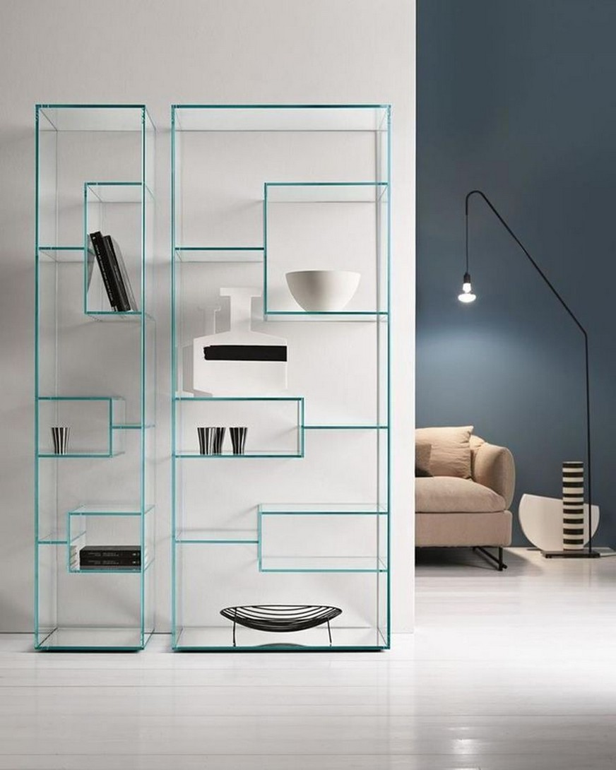 ✔️ 55 wall shelves design ideas show off your precious possessions with floating wall shelves 15