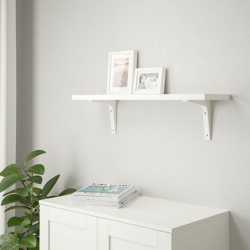 ✔️ 55 wall shelves design ideas show off your precious possessions with floating wall shelves 38
