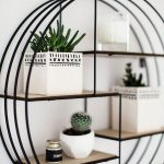 ✔️ 65 wall shelves design ideas the most efficient way to decorate your home 15