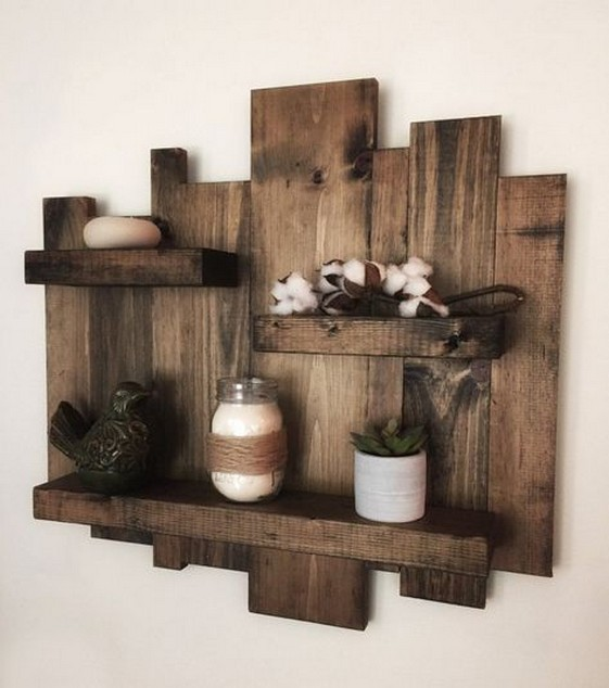 ✔️ 65 wall shelves design ideas the most efficient way to decorate your home 26