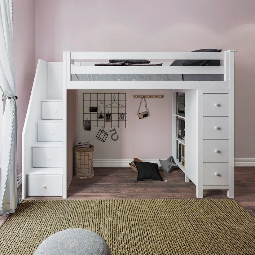 45 Amazing Bunk Bed Design Ideas How To Buy A Quality Bunk Bed 13