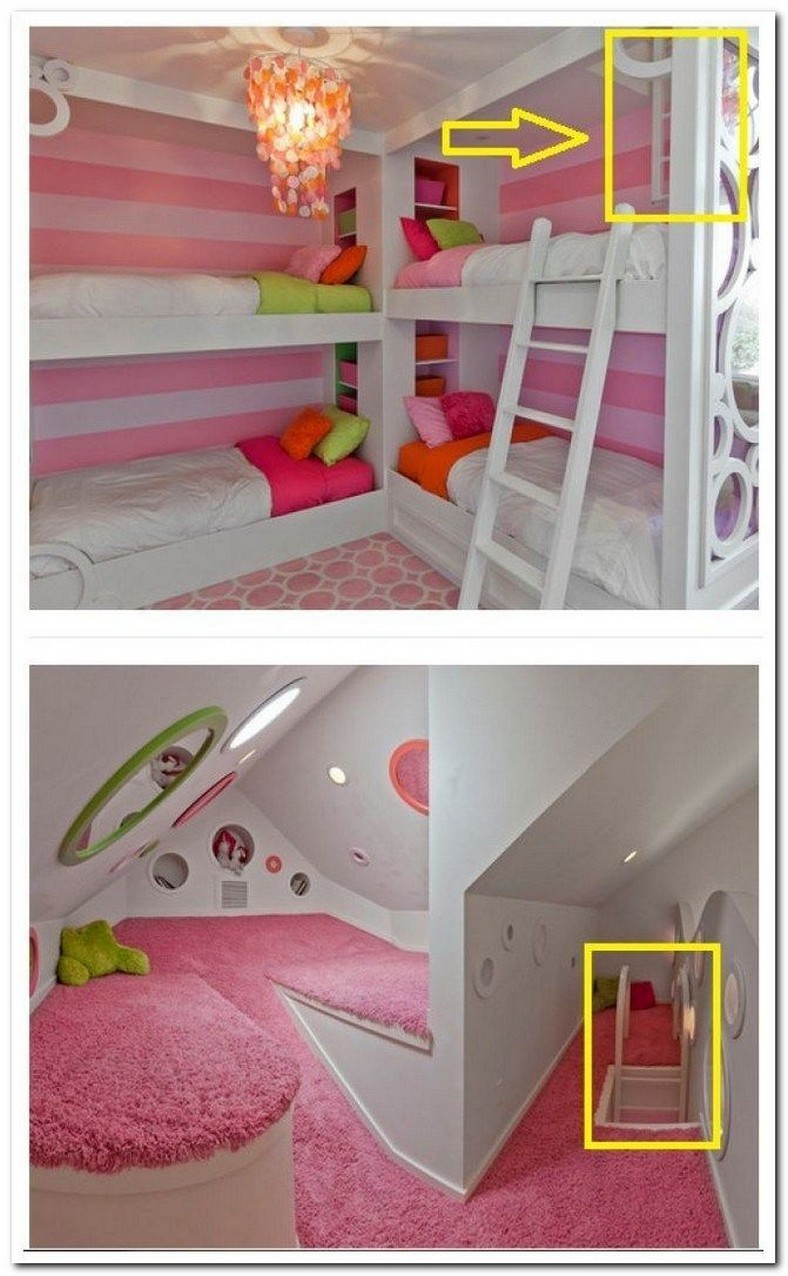 45 Amazing Bunk Bed Design Ideas How To Buy A Quality Bunk Bed 34