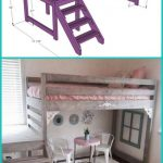 46 Kids Bunk Bed Decoration Ideas & Safety Tips 9