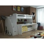 47 Best Choices Of Bunk Bed Styles Ideas For Your Home 39