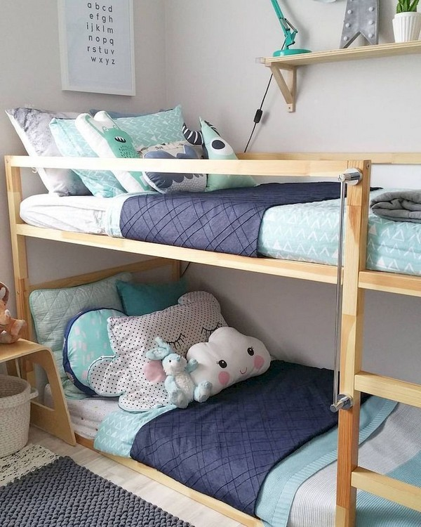 48 Best Choices Of Kids Bunk Bed Design Ideas Tips When Shopping For Bunk Beds 1