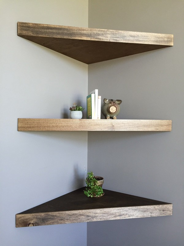 55 Luxury Corner Shelves Ideas 013