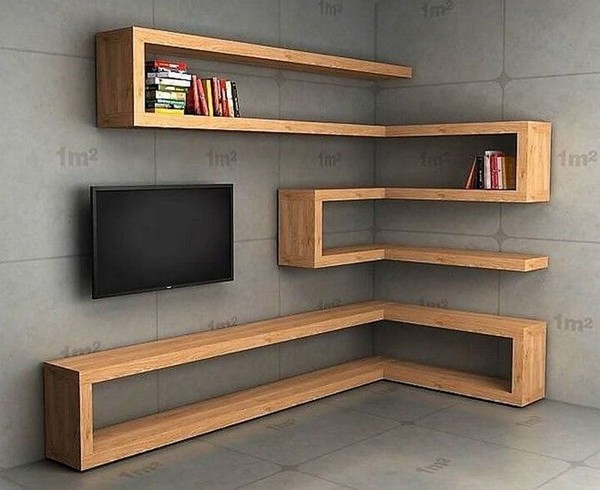 60 Best Of Corner Shelves Ideas 004