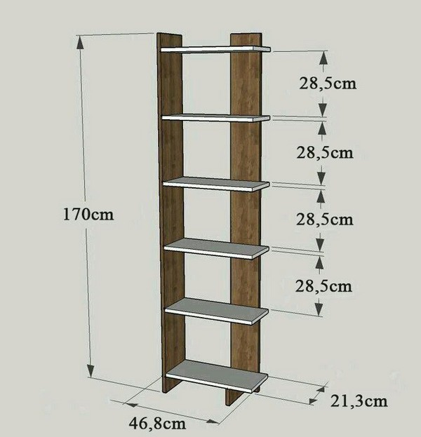 60 Best Of Corner Shelves Ideas 042