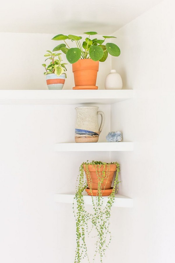 60 Best Of Corner Shelves Ideas 049
