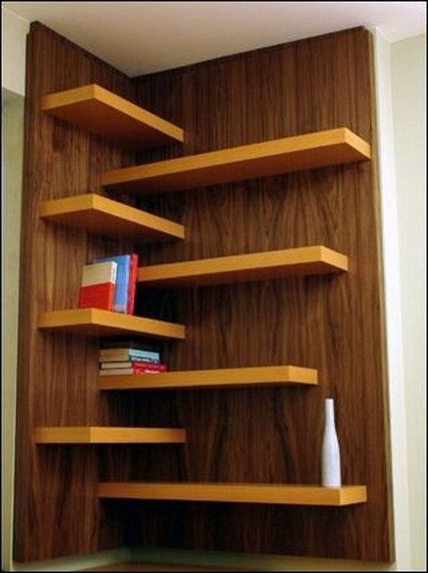 60 Best Of Corner Shelves Ideas 052