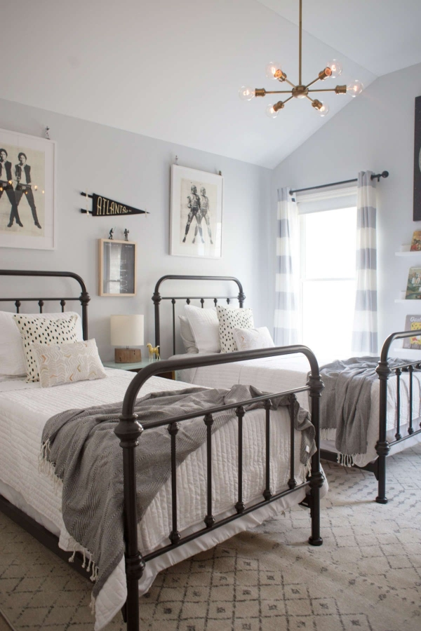 85 Awesome Bedroom Boy and Girl Decorating Ideas-3888