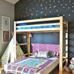 85 Awesome Bedroom Boy and Girl Decorating Ideas-3897