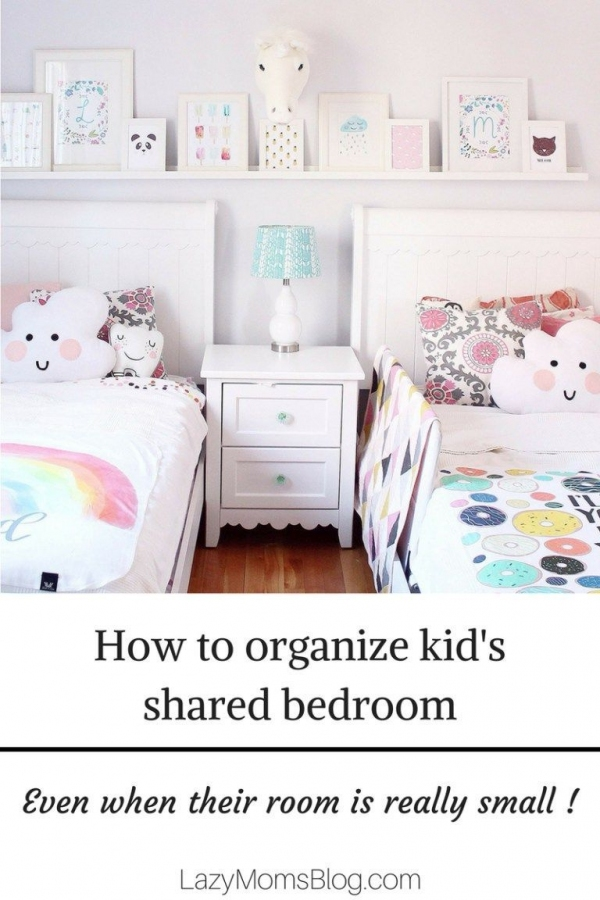 85 Awesome Bedroom Boy and Girl Decorating Ideas-3924