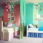 85 Awesome Bedroom Boy and Girl Decorating Ideas-3875