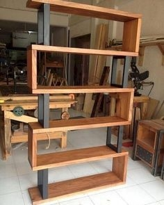 90 Amazing Diy Wood Working Ideas Projects-4367