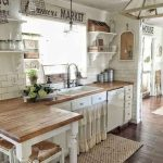 90 Rural Kitchen Ideas for Small Kitchens Look Luxurious 6178