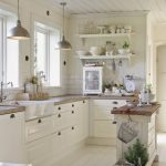 90 Rural Kitchen Ideas for Small Kitchens Look Luxurious 6169