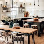 90 Rural Kitchen Ideas for Small Kitchens Look Luxurious 6195