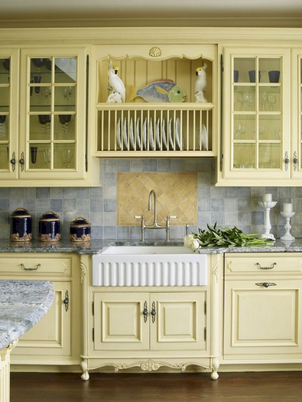 90 Rural Kitchen Ideas for Small Kitchens Look Luxurious 6197