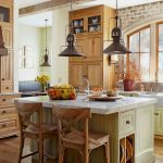 90 Rural Kitchen Ideas for Small Kitchens Look Luxurious 6214