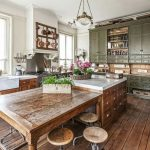 90 Rural Kitchen Ideas for Small Kitchens Look Luxurious 6221
