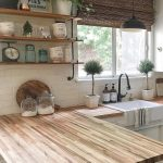 90 Rural Kitchen Ideas for Small Kitchens Look Luxurious 6227