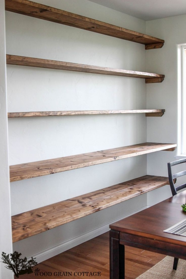 94 Models Wood Shelving Ideas for Your Home-3503